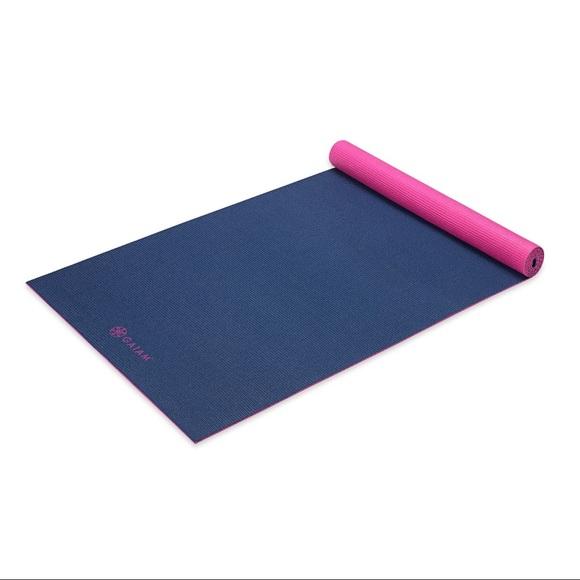 Gaiam 2 Color Yoga Mat